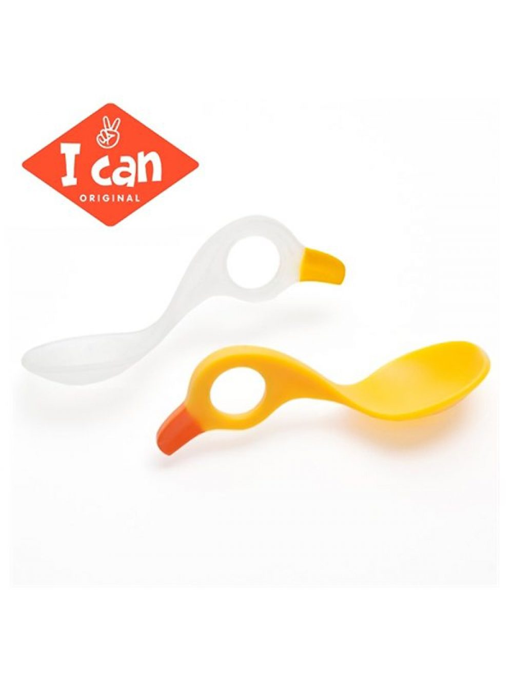 I Can Spoon Multigreppsked 2-pack