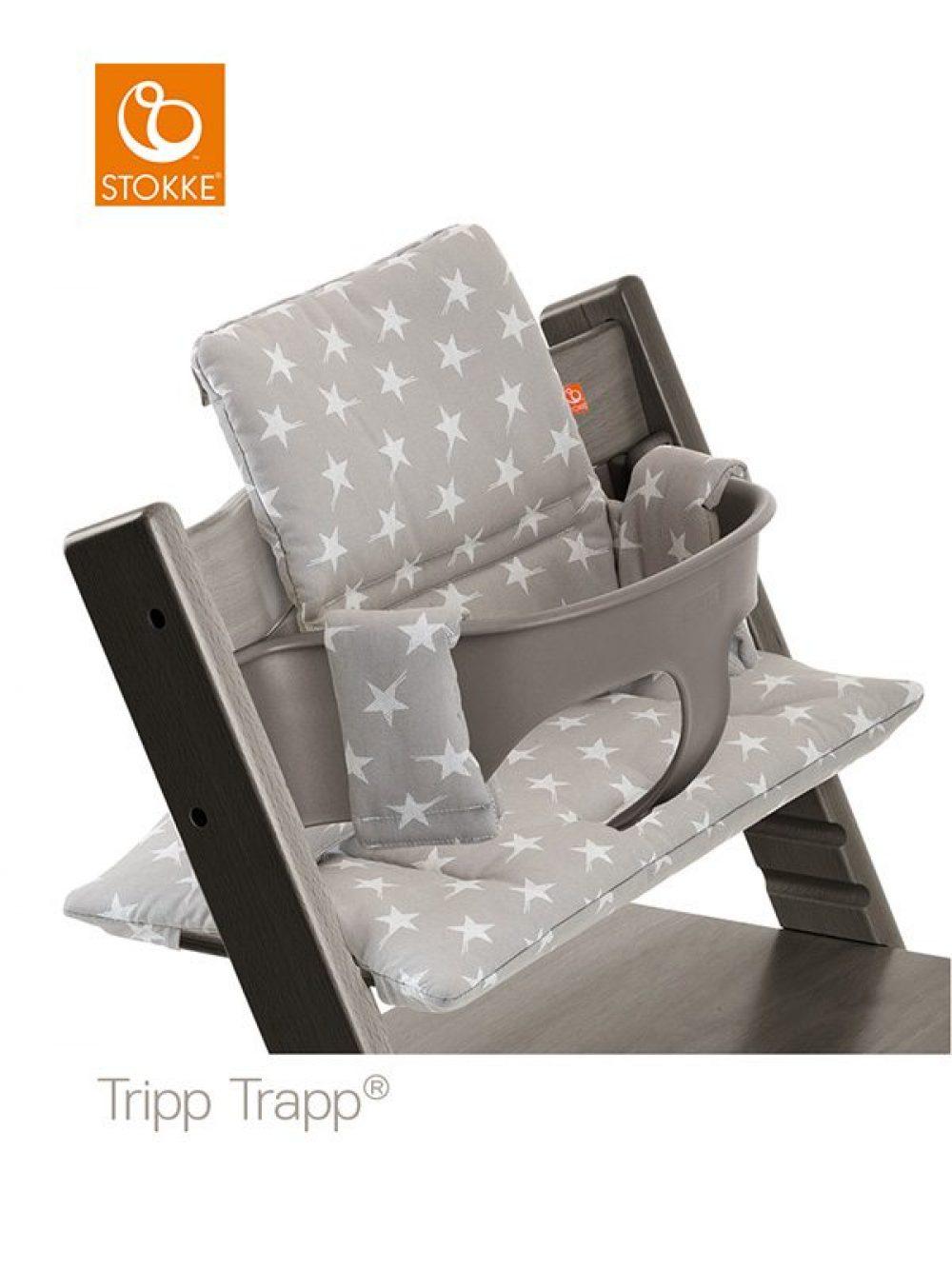 Tripp Trapp® Dyna Grey Star