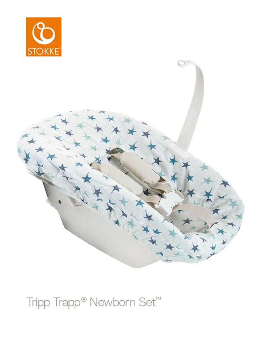 Tripp Trapp® Textilset för nyfödd Aqua