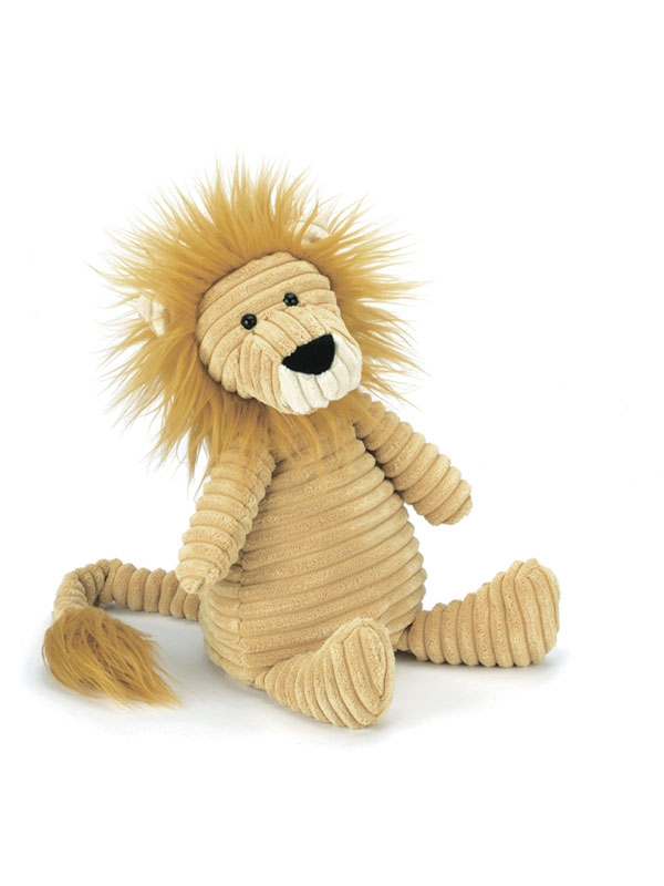 Jelly Cat Cordyroy Lion