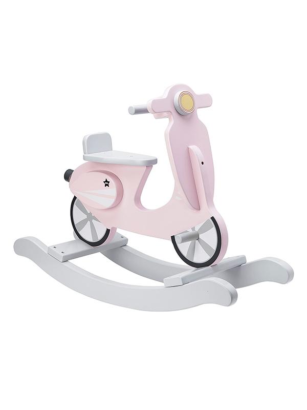 Kids Concept Gungscooter Rosa