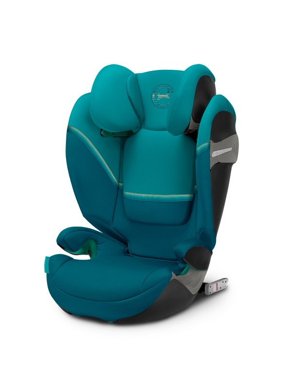 Cybex Solution S i-Fix River Blue